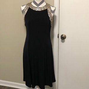 Dresses & Skirts - Worthington Sleeveless Dress w/ Sequins SZ Lg EUC